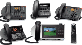 ShoreTel Phone System Common Phones