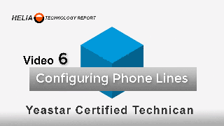 Configuring Phone Lines