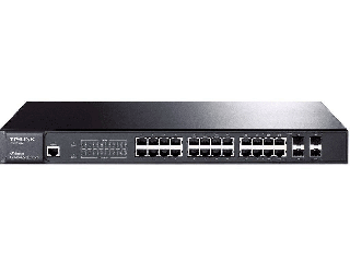 TP-Link TL-SG3424P Powered Phone Switch