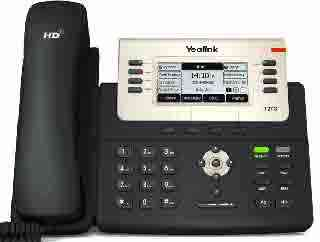 The Best Standard Deskphone - Yealink T27G